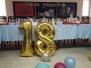 Стефанов 18. рођендан